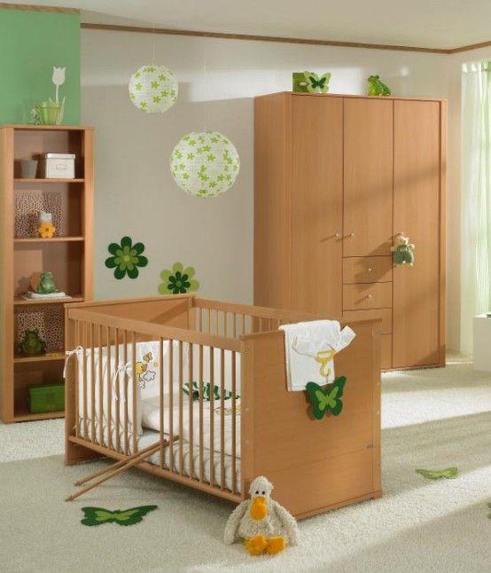 brown chic babybox design