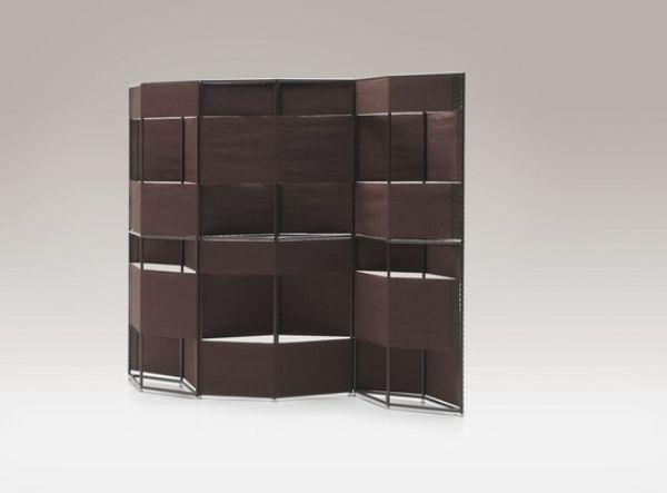 brown partition room portable ideas