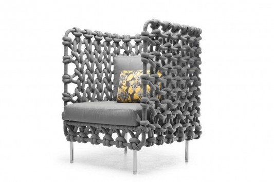 cabaret elegant outdoor arm chair new collection of kenneth cobonpue