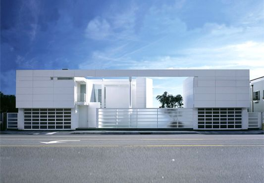 california white beach house design ideas