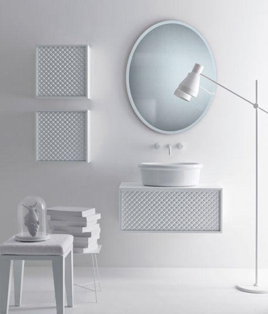 choice of luxury bathroom furniture style