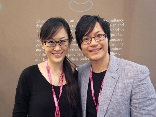 cici chen and lui honfay of cilicon faytory