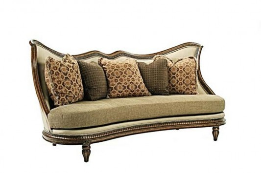Chaise Longue Classic Design Italia.Classic Luxurious Living And Dining Furniture Set Amore By