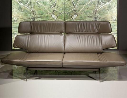 Elegant Classic Lounge Sofa Design From Futuristic