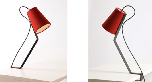 clip lamp stylish and elegant design