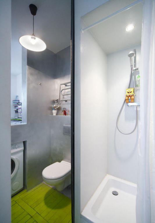 colorful apartment bathroom decoration ideas