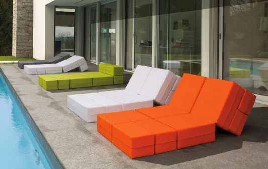 Cube Italian Outdoor Furniture Adaptable and Universal Design by ...