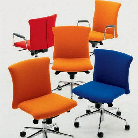 Modern And Comfortable Office Chair With Various Fresh