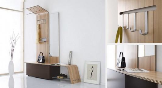 contemporary corridor furniture design