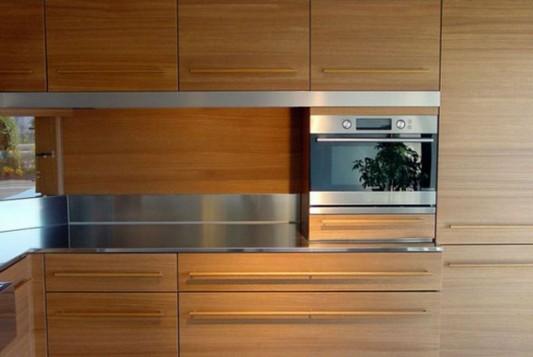 contemporary elegant kitchen kube collection