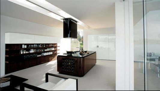 contemporary kitchen decorating design