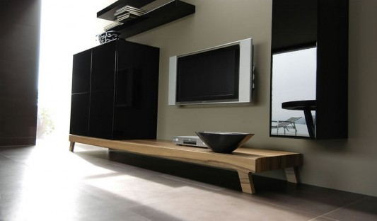 Modern Living Room Decoration Ideas Modular Living Wall System