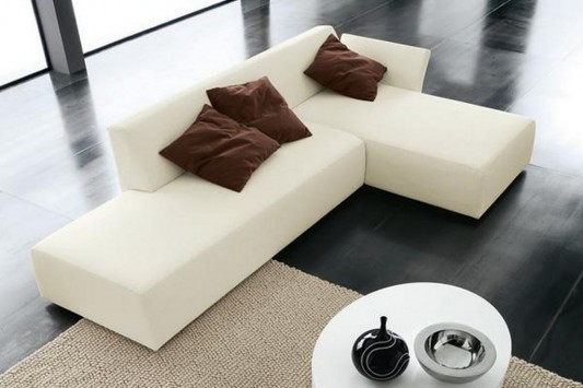 Modern Minimalist Modular Sofa for Contemporary Living Room ...