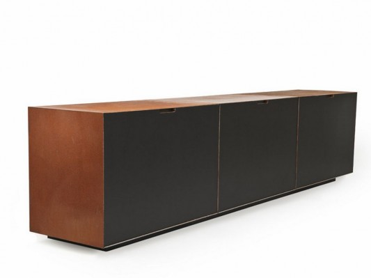 Delightful Contemporary Office Sideboard Design