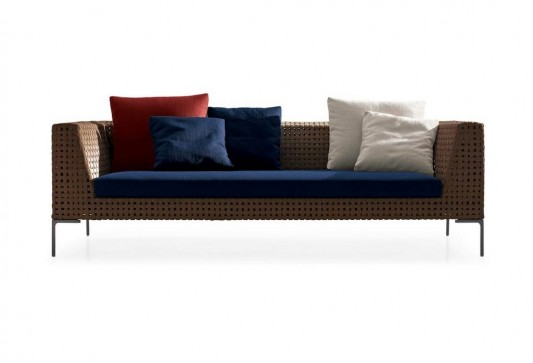 contemporary outdoor sofa design