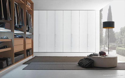 . Contemporary Swing Door Wardrobes   Tecnopolis by Presotto Italia