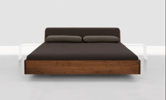 contemporary wooden beds design