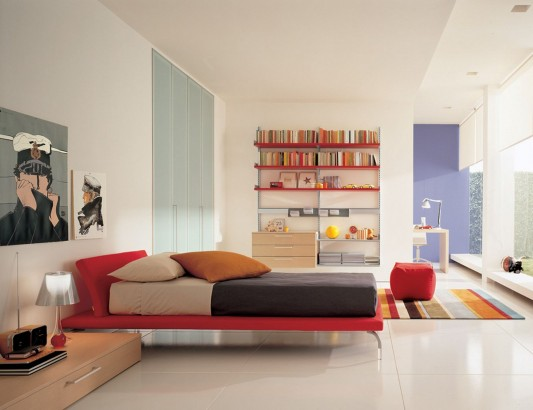 contemporary young bedroom ideas and inspiration