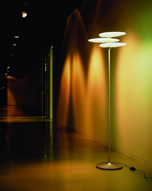 coral reff floor lamps with LED light