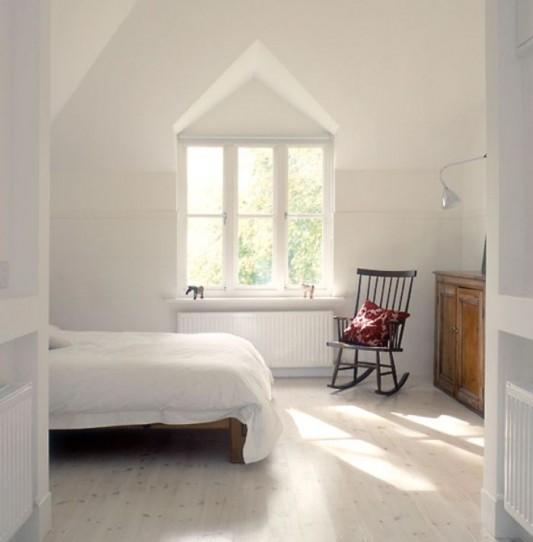 Traditional Cottage Minimalist Interior Limetree Cottage