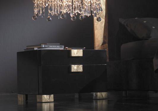 crystal lamp and small elegant furniture sets