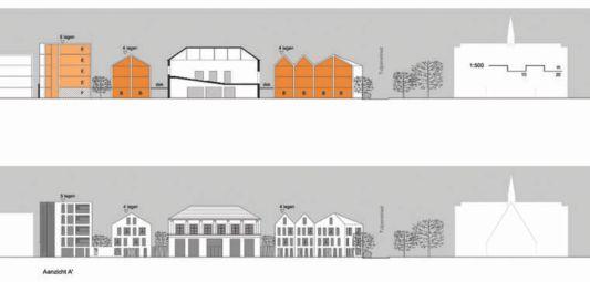 cultural cente housing design plans