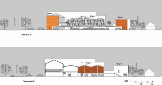 cultural center housing plans