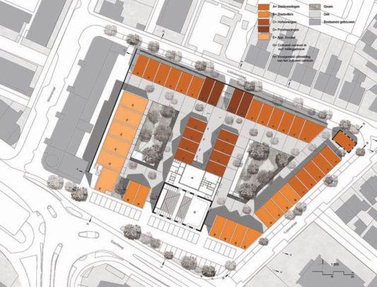 cultural center plans