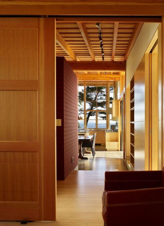 Transparent beach house ideas davis residence by miller hull partnership llp home design - Maison davis miller hull partnership ...