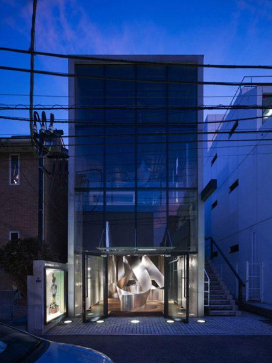 diesel denim gallery in tokyo