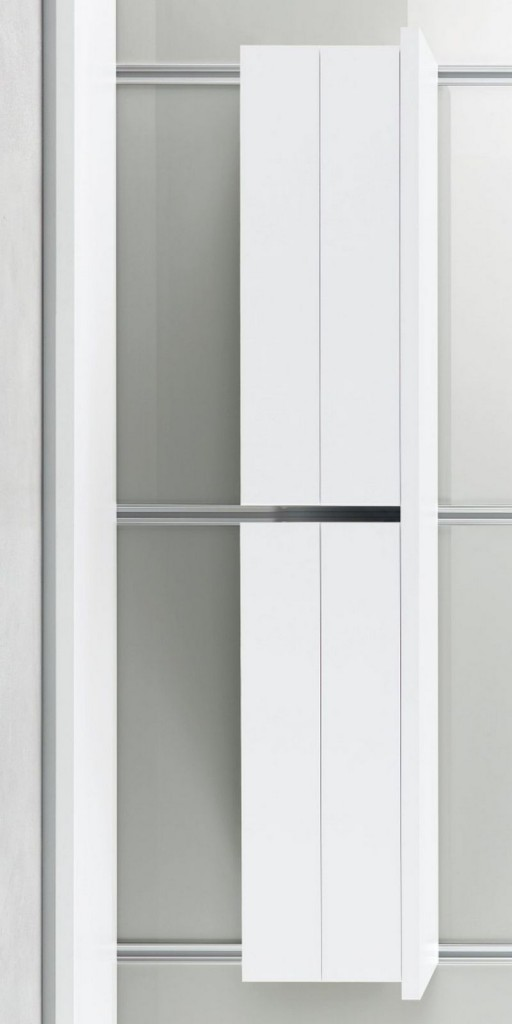 dress bold walk-in closet white lacquered drawer design