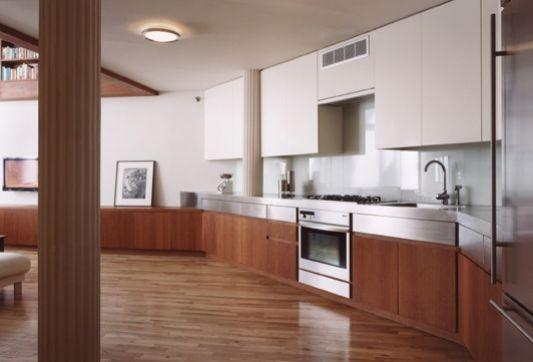 eiche residence kitchen design