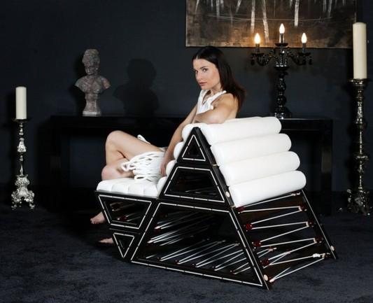 elegant and comfortable modular lounge chair