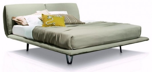 elegant double bed contemporary design