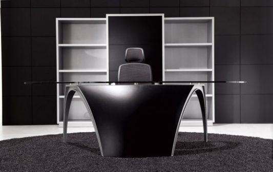 Charmant Elegant Office Desk Design By Uffix