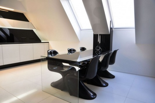 exclusive dining furniture set by Jovo Bozhinovski