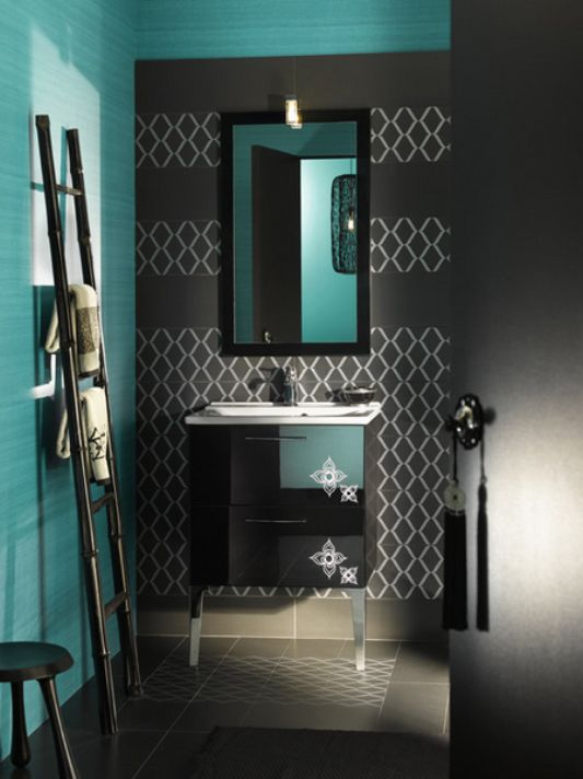 Exceptional Unique Bathroom Decorating Ideas Exotic Contemporary Bathroom Furniture And Decorating  Ideas