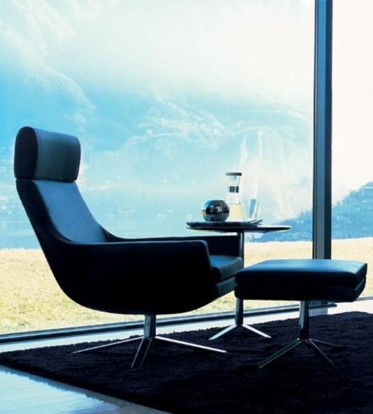 Fabulous Modular Lounge Chairs For Futuristic Style