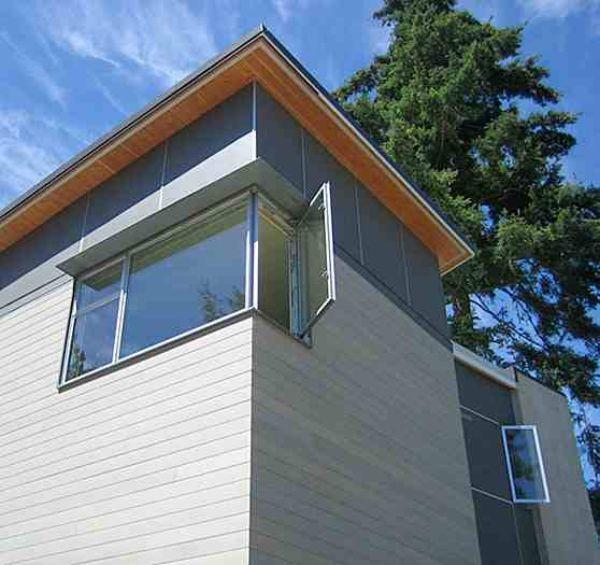 fairhavven residental modern windows design