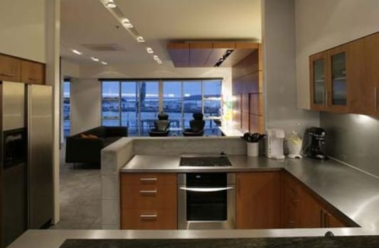 feigin apartment kitchen design