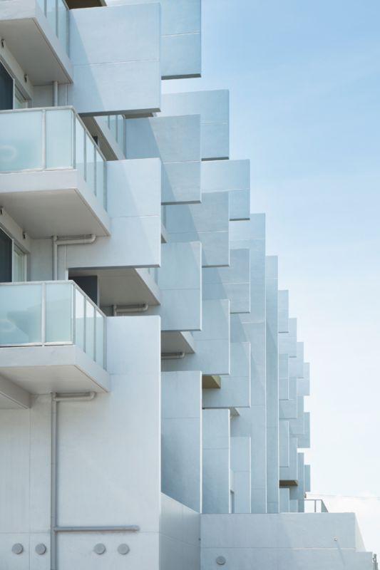 five floor apartment in japan