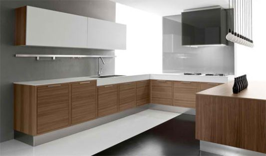 frame inventive kitchen glow design