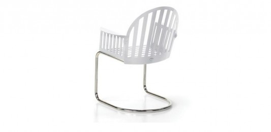 fresh air collection Dining Chair, Tube Base