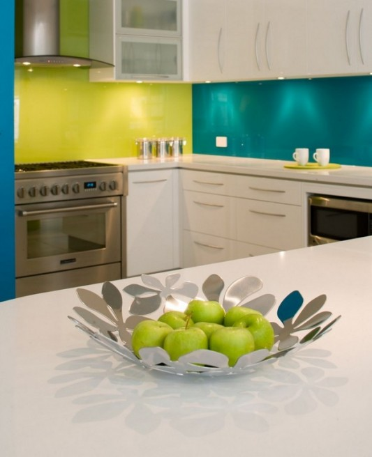 funky beach house kitchen decoration ideas
