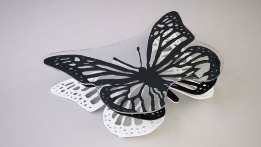 Butterfly coffee table by svilen gamolov pictures