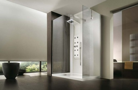 Hi Design Multifunction Shower Cabin By BluBleu