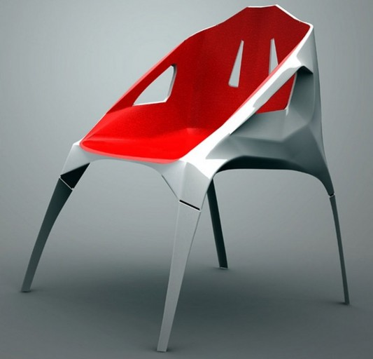 hodie beautiful minimalist chair design