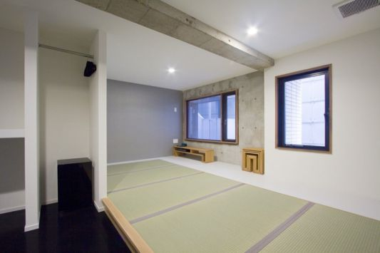 hotel nuts interior design japanese floor design