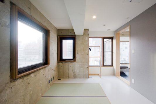 hotel nuts interior design traditional japanese floor