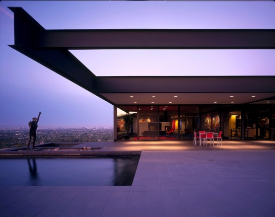 house with panoramic views